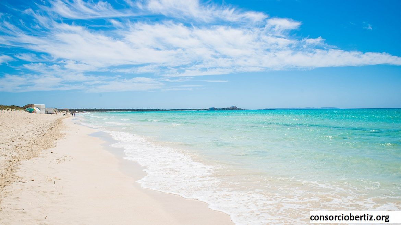Es Trenc Beach, Wisata Pantai Terkenal di Pulau Mallorca, Spanyol