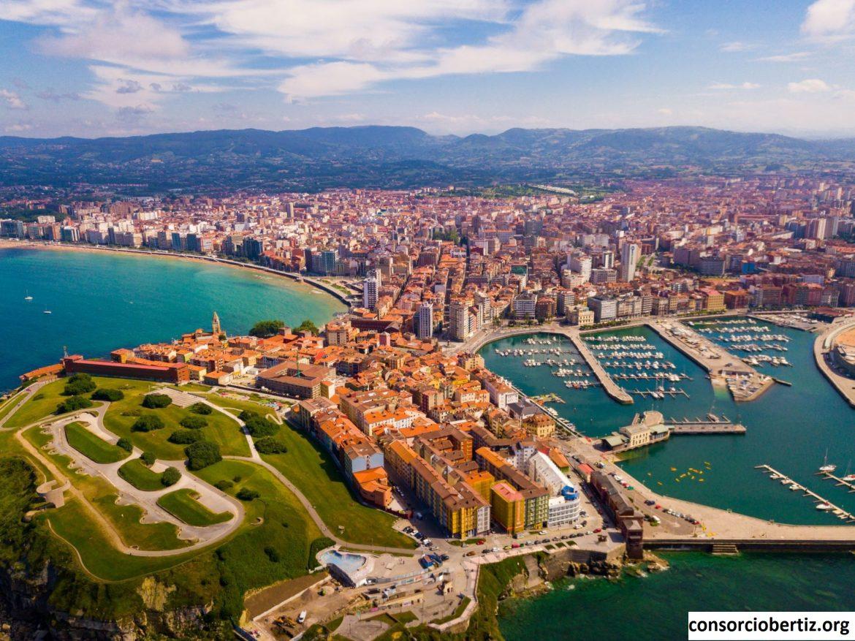 Gijón, Kota Wisata Yang Terletak di Barat Laut Spanyol