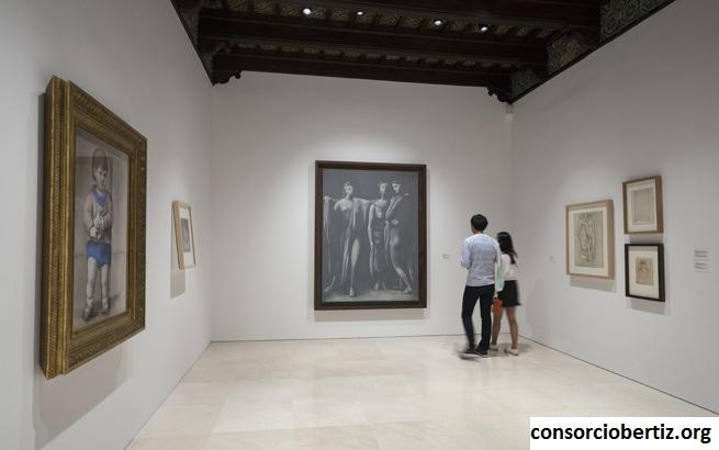 Museo Picasso Málaga, Wisata Museum di Andalusia